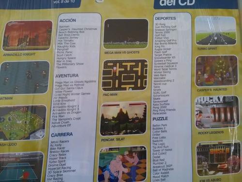 juegos de computadora pc cd mario bros 600 en 1 promo oferta