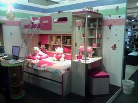 Juegos De Cuartos Juveniles Y - Juegos de Dormitorio en Mercado ...