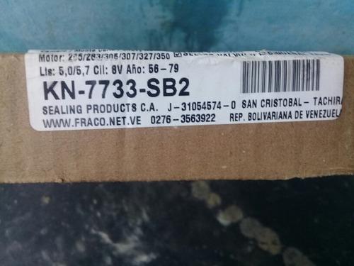 juegos de empacadura motor 350/305 chevrolet