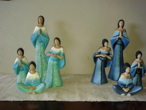 juegos de figuras de misticas adornos decoracion