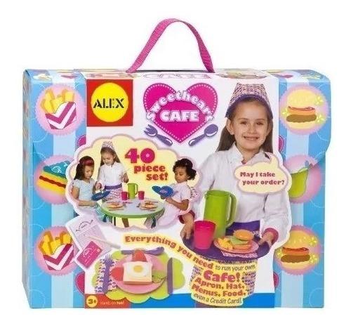 juegos de juegos de cocina,alex toys sweetheart cafe