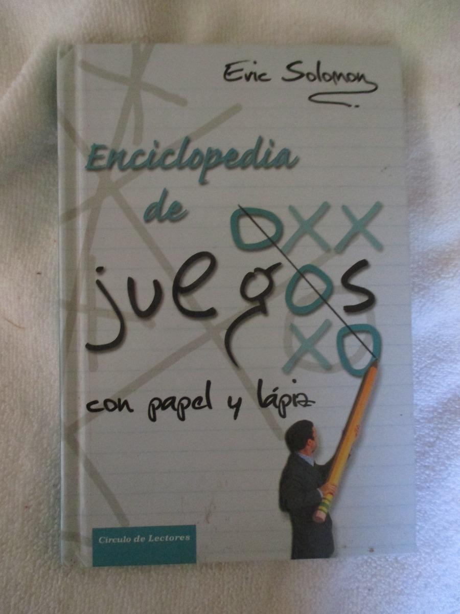 Juegos De Lapiz Y Papel Bs 1 940 00 En Mercado Libre