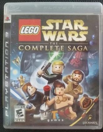 Juegos De Lego Star Wars Para Ps3 Bs 0 50 En Mercado Libre