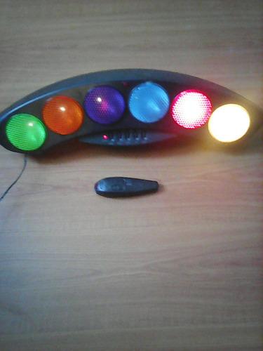 juegos de luces disco