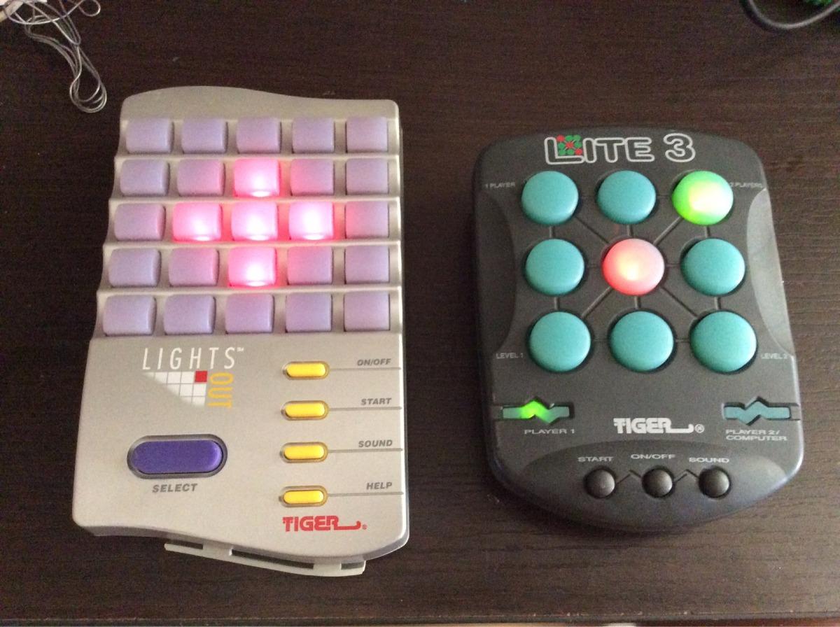 Juegos De Luces Tiger De Los 90 S 64 900 En Mercado Libre