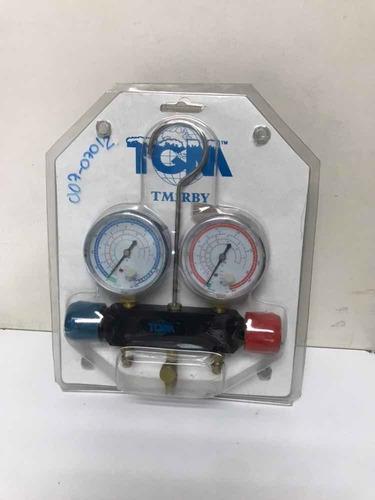 juegos de manómetro para refrigeracion