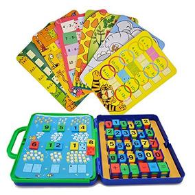 StonKraft Juguetes de Aprendizaje Preescolar Juegos de Secuencia para niños y niños pequeños Juguetes educativos Juegos de Aprendizaje Reacción a la acción