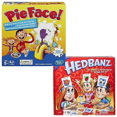 Juegos De Mesa Bundle Pie Face And Hedbanz 200 000 En Mercado Libre