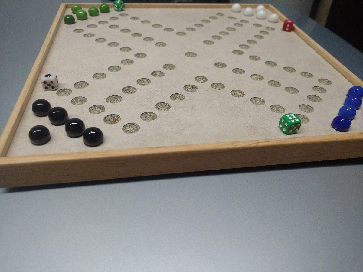 Juegos de mesa no te enojes en mercado libre for Santorini juego de mesa