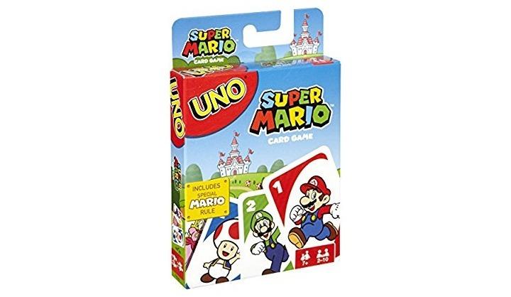 Juegos De Mesa Uno Super Mario Ver Descripcienvio Gratis