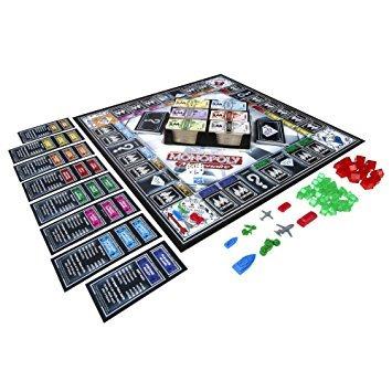 Juegos De Mesa Juego Monopoly Millonario 1 449 00 En
