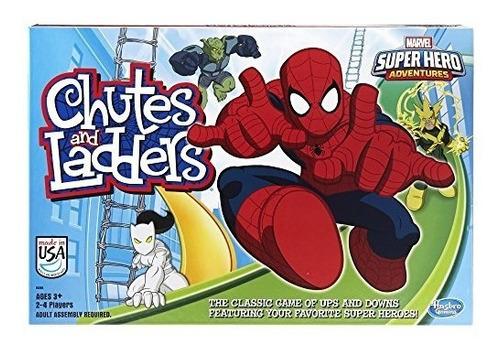 juegos de mesajuguete marvel spider-man web guerreros can..