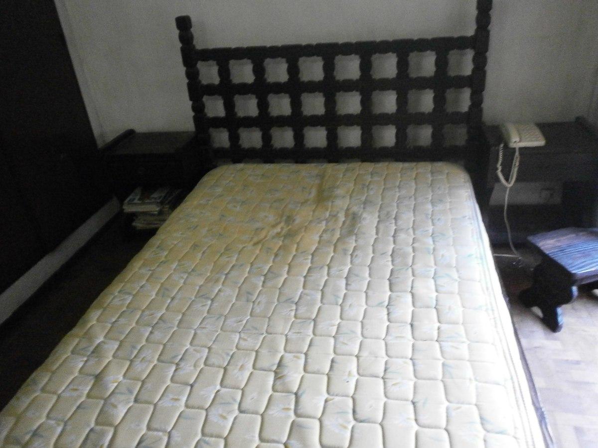 Juegos De Muebles De Dormitorio Frailero Negro - $ 5.399,00 en ...