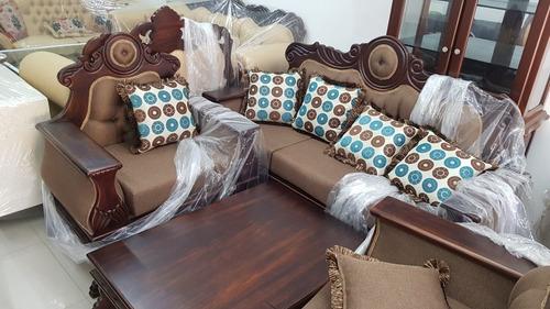 juegos de muebles en caoba