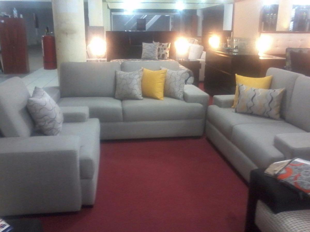 Juegos de muebles salas s en mercado libre for Saga falabella muebles de sala ofertas