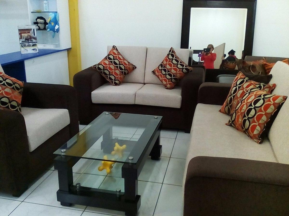 Juegos de muebles salas s en mercado libre for Juego de sala precios