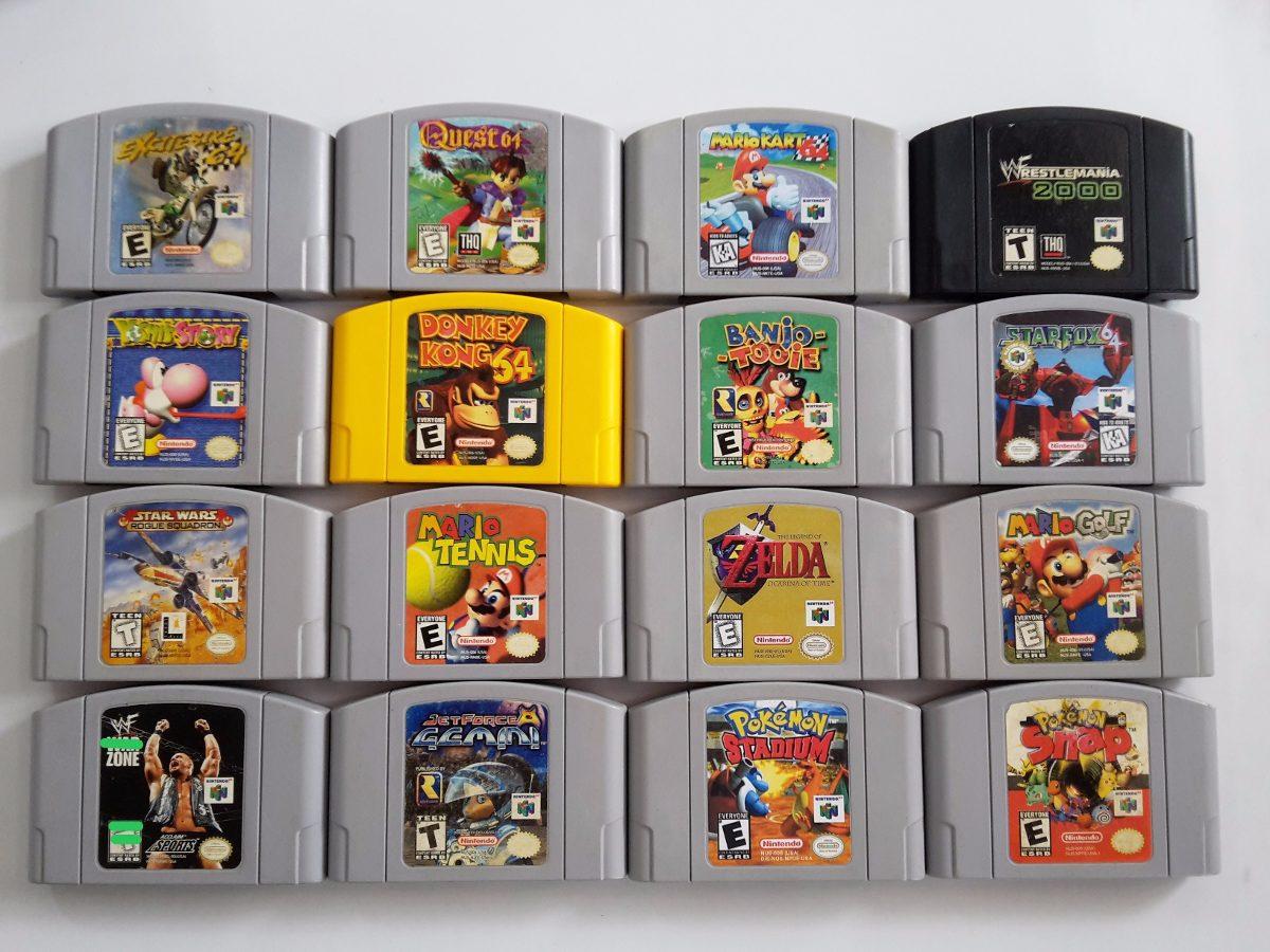 Juegos De Nintendo 64 Los Mejores Aqui Bs 0 25 En Mercado Libre