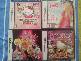 Barbie Originales De Nintendo Juegos Ds c4q5jAL3R
