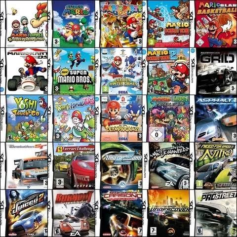 Juegos De Nintendo Ds Para Android Pack 40
