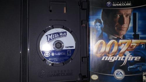 juegos de nintendo gamecube megaman collection 007