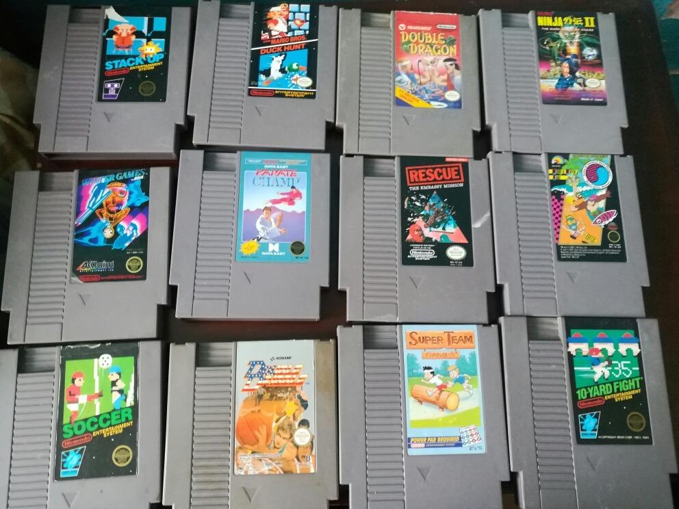 Juegos De Nintendo Nes U S 49 99 En Mercado Libre