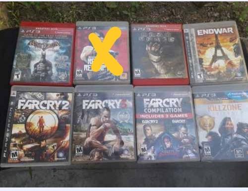 juegos de playstation 3 oferta 5 verdes