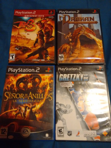 juegos de ps2 originales