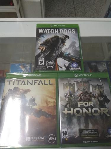 juegos de ps3,ps4 y xbox one nuevos sellados