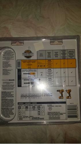 juegos de puntas para taladro diferentes precios y marcas