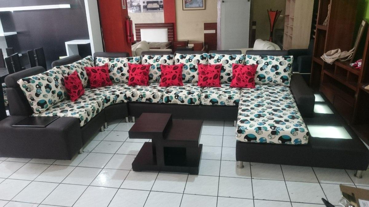 Juegos De Sala Lineales Grandes Confortables Con Garantia U S