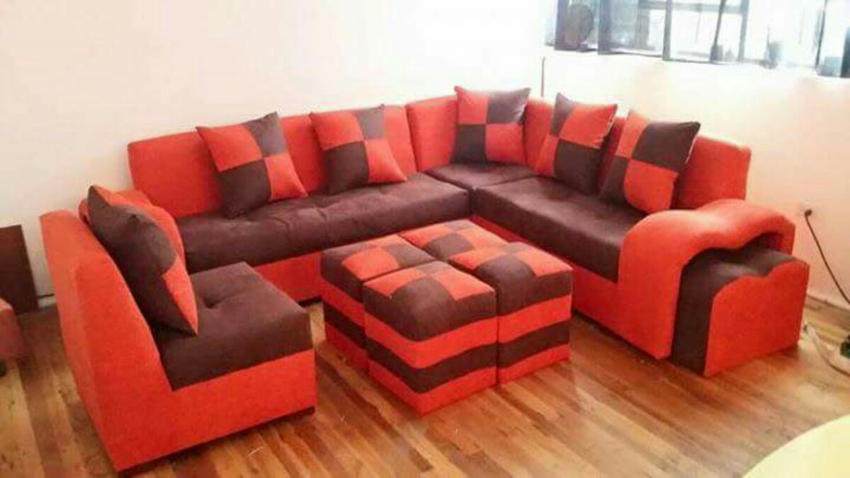 Juegos de sala moderno desde 380 u s 380 00 en mercado for Juego de muebles para sala modernos