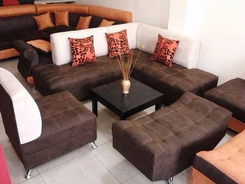 Juegos de sala modernos u s 550 00 en mercado libre for Modelos de muebles para sala