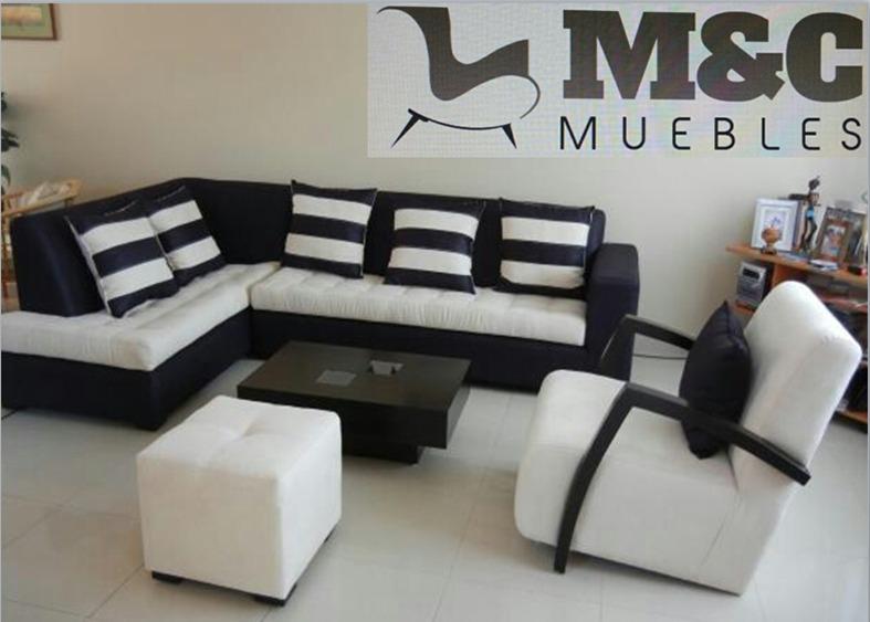 Juegos de sala modernos de 550 u s 550 00 en mercado libre for Modelos de muebles de sala modernos