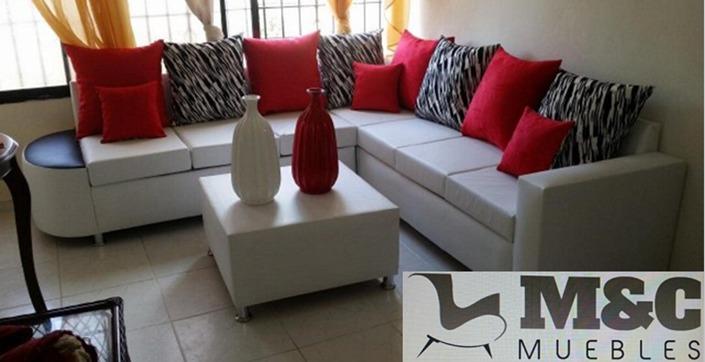 Juegos de sala modernos desde 380 u s 380 00 en mercado for Juego de muebles para sala modernos