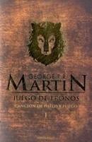 juegos de tronos canción de hielo y fuego - george martin