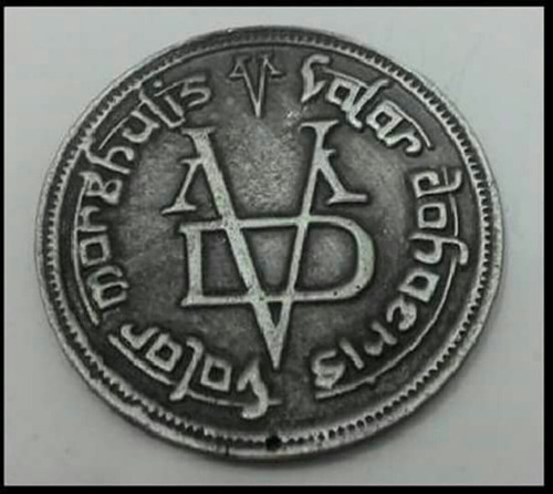 juegos de tronos - moneda hombre sin rostro.