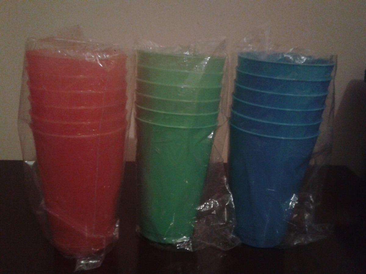 Juegos De Vasos Plastico Bs 0 02 En Mercado Libre