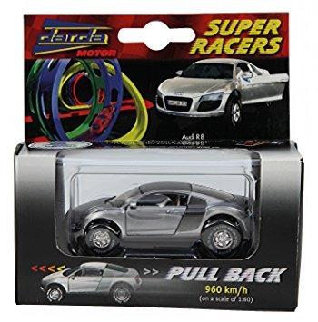 juegos de vehículos,juguete ksm darda racing r8 audi jug..