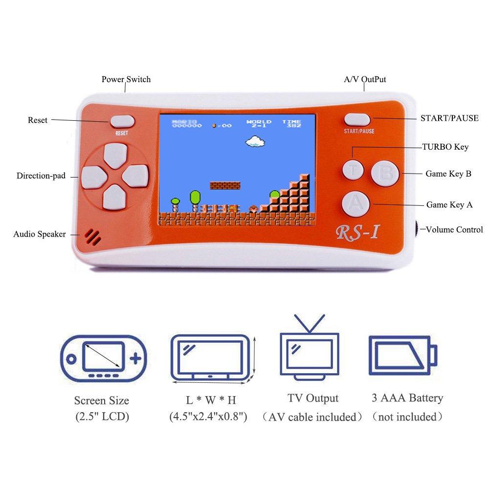 Juegos De Video Plug Play Los Ninos S Consola De Juego