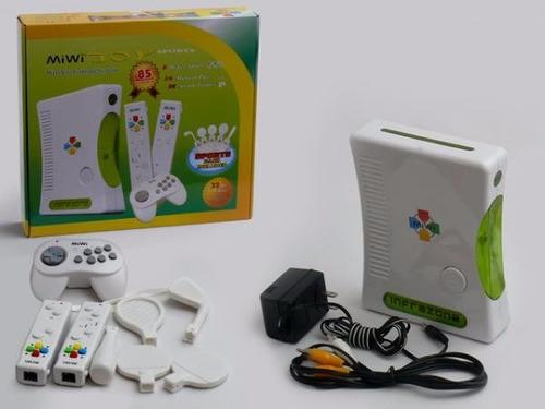 juegos de videos inhalambrico para niños + accesorios