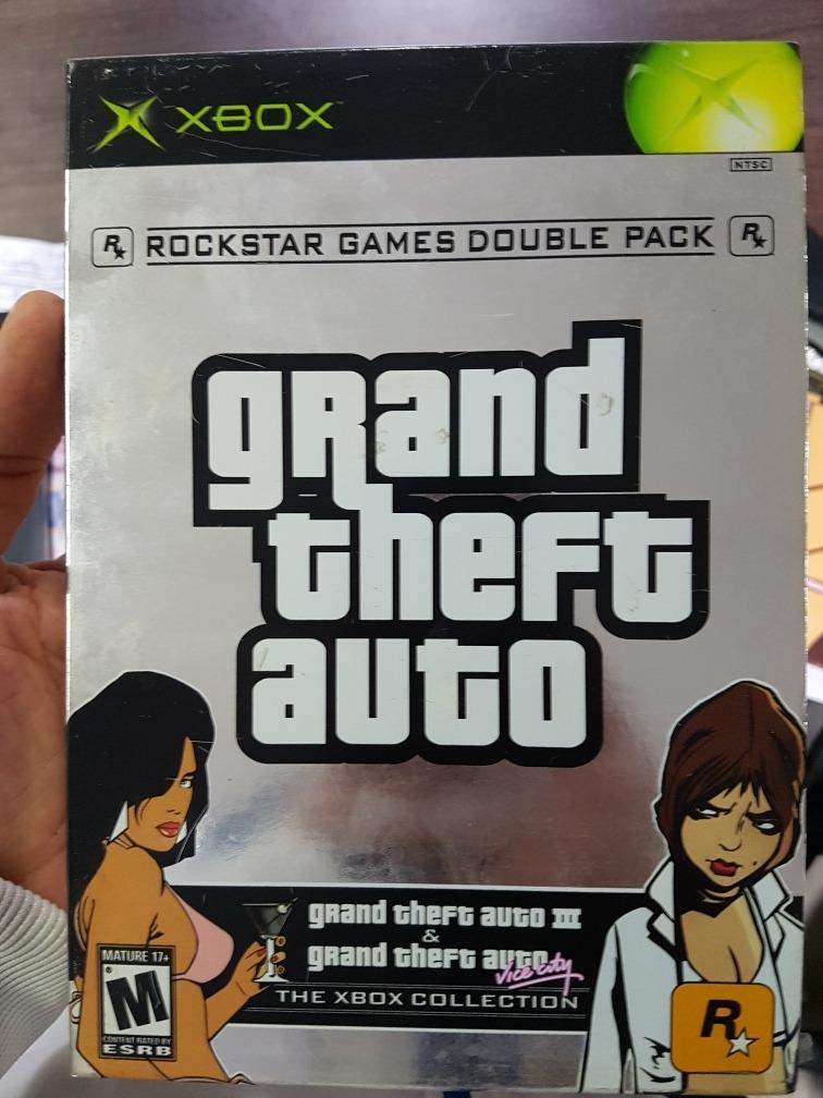 Juegos De Xbox Clasico En Caja Y Manuales De 250 A 650 C U