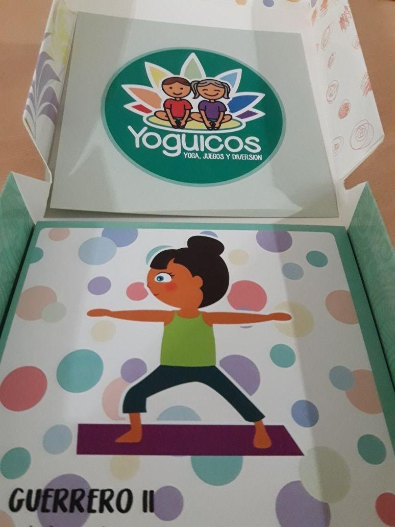 Juegos De Yoga Para Ninos Y Ninas 250 00 En Mercado Libre