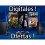 Juegos Digitales Para Ps3 Al Mejor Precio + Consultar Lista