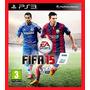 Fifa 15 Ps3 Licencia Digital Oferta!