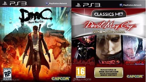 juegos devil may cry ps3