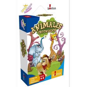 Juegos Didácticos Infantiles-animales Escondidos-bontus