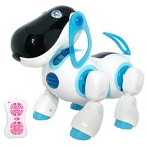 Perro Robot Interactivo Smart Dog Con Control Remoto