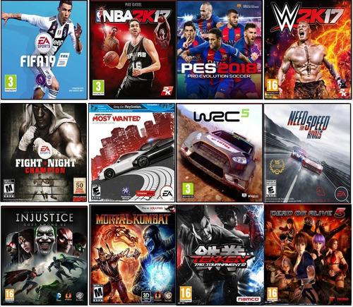 juegos digitales de ps3  /sin formatear/ tienda fisca