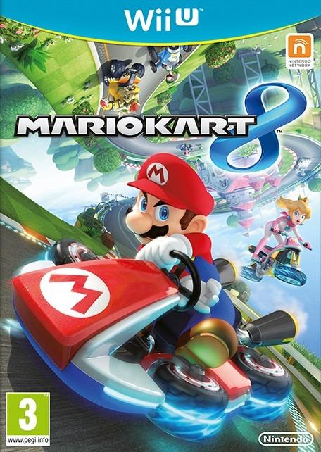 Juegos Digitales Mario Kart 8 Wii U Descarga Inmediata Bs