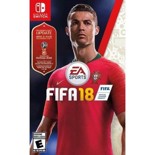 juegos digitales nintendo switch !! fifa 18 !!